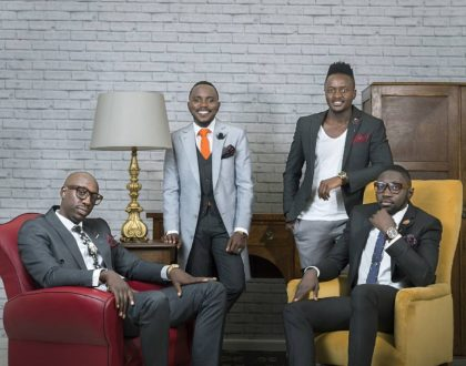 Sauti Sol looking like fine wine