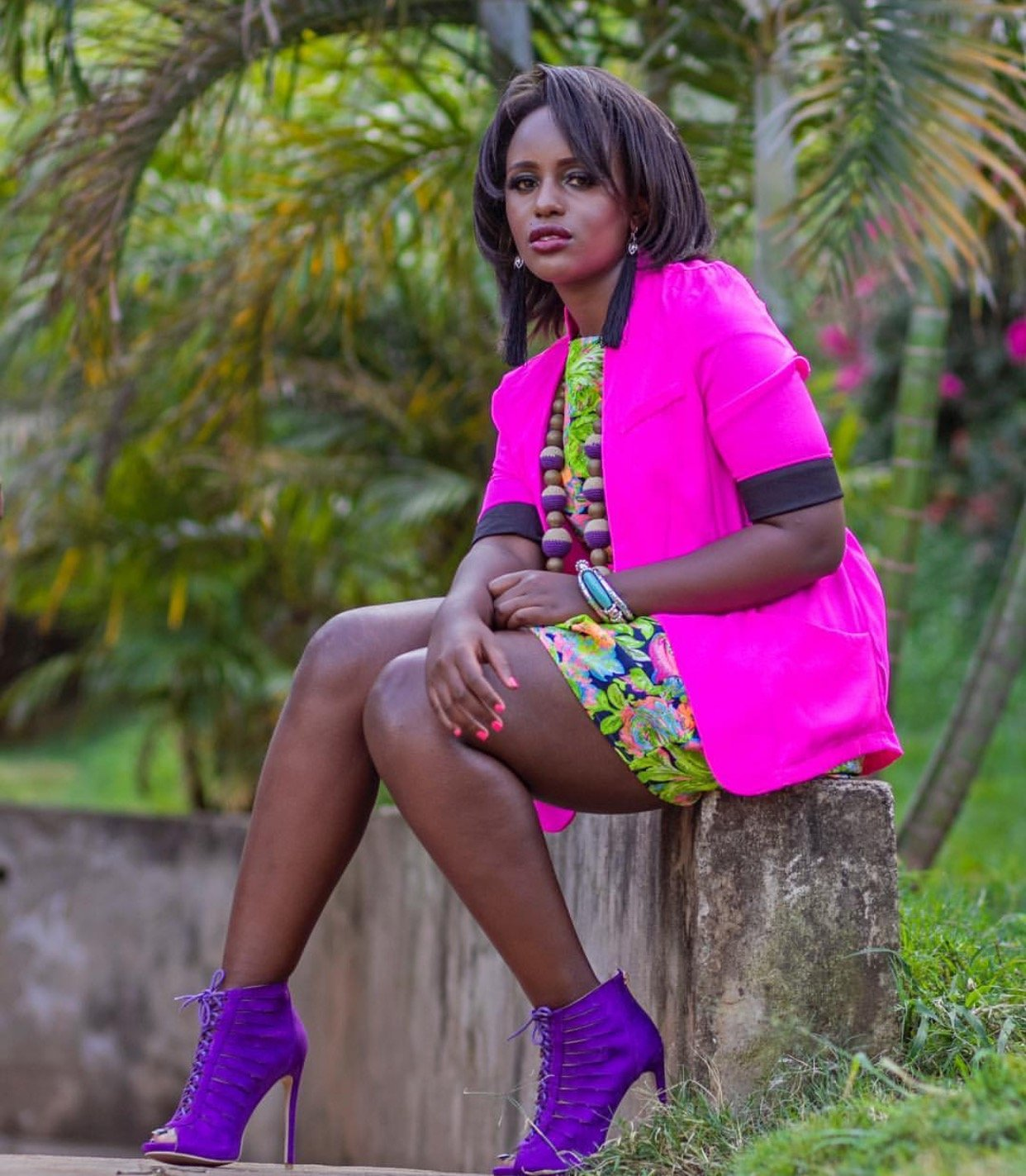 Femi One takes shots at people telling her how to live her life, she is a tough one!