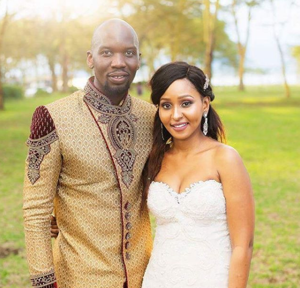 Celebrated music producer weds the love of his life in colorful wedding ceremony