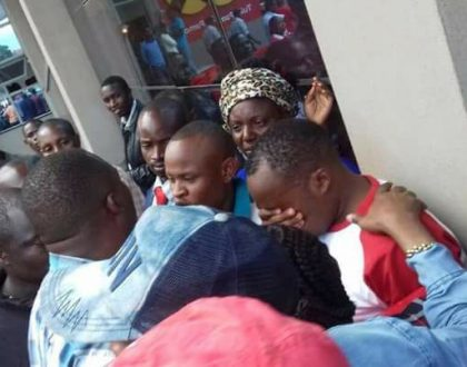 Jaguar issues ultimatum after he cried publicly at the Jubilee party headquarters