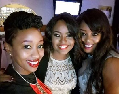 Lillian Muli's 35th birthday party reunites former and current Citizen TV beautiful anchors (Photos)