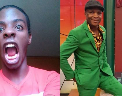Gay, cross dressing gospel artist lashes out at Jalango