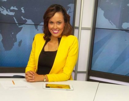 Jobless Karen Knaust reveals the force behind her decision to quit her job at K24