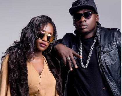 """You are my Queen!"" This is how Khaligraph Jones celebrated his wifey's birthday (Photo)"