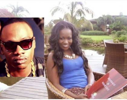 """""""Juzi ulikuwa mboch ukituuizia kahawa"""" Khaligraph hits Vera Sidika where it hurts the most"""