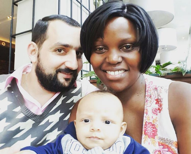 Lizz Njagah and Alex Konstantaras welcome baby number two(photo)
