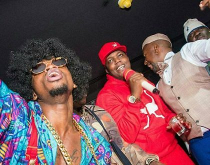 The best 90's themed party: This is how Diamond, Wema Sepetu, Rayvanny, AY looked when they rocked old school costumes