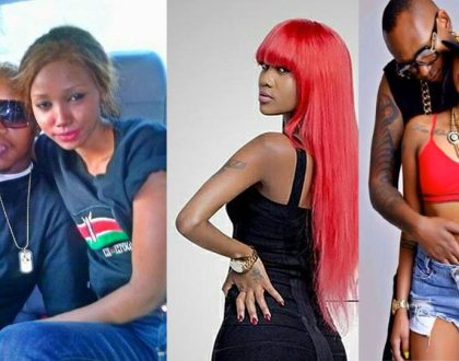 After fighting over Huddah Monroe, Prezzo and Colonel Mustafa are on a collision path again because of Michelle Yola