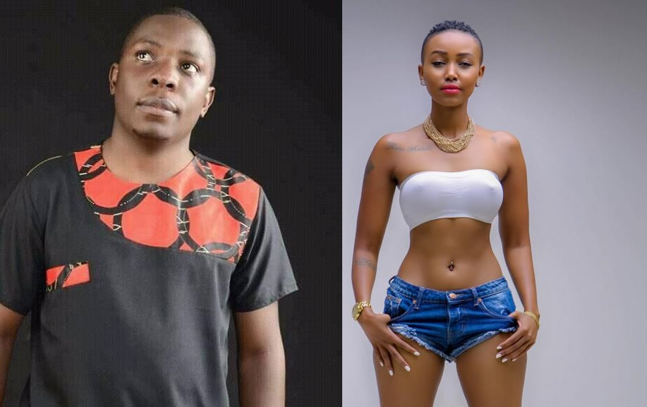 Huddah Monroe makes a move on Kes 221 million SportPesa mega jackpot winner Samuel Abisai