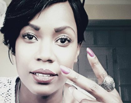 5 years on Sanaipei Tande is still SINGLE and writhing in suppressed fury because of a painful breakup