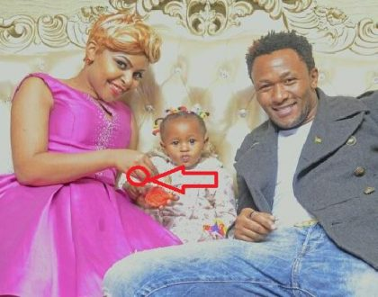 Size 8 forced to explain why she no longer wears her wedding ring following newspaper report about her split from her husband