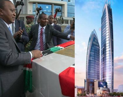 5 things you need to know about Africa's soon to be tallest skyscraper that's in Upper Hill, Nairobi (Photos)