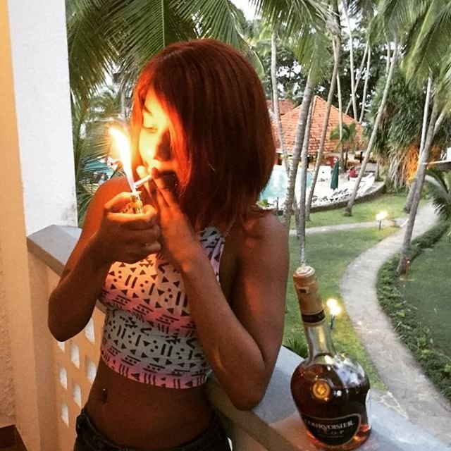 """I birthed her in the bathroom alone"" city says socialite Vanessa Chettle finally introduces her daughter"