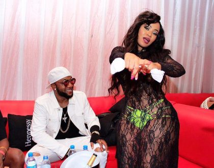 """I have been proposed to twice, once by a VERY prominent personality"" Vera Sidika spills the beans"