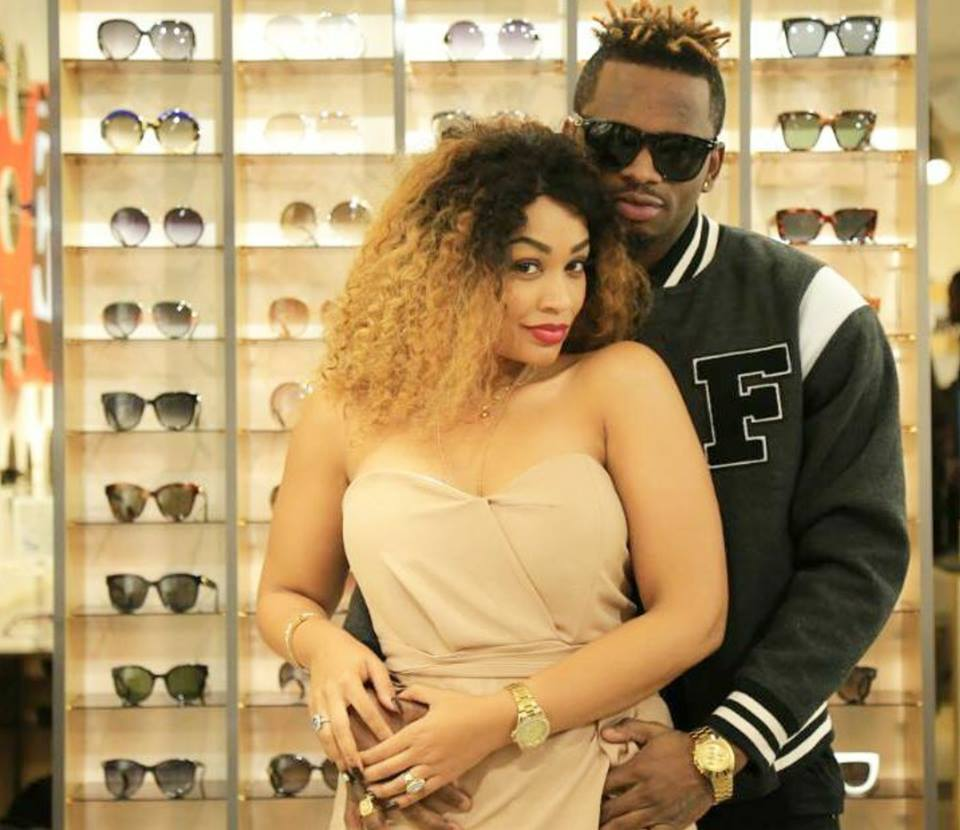 """""""Anything you want I will give you"""" Diamond publicly tells Zari as he reveals the sacrifice she made to be his wife"""