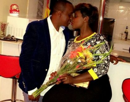 Catherine Kamau aka Celina leaves netizens dumbfounded after she revealed how she controls her fiancé Phil Karanja