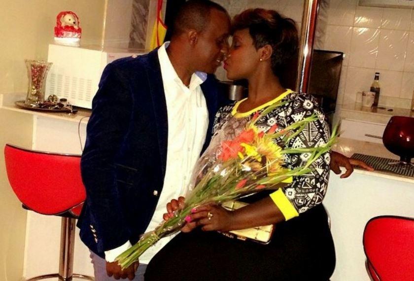 Catherine Kamau aka Celina leaves netizens dumbfounded after she revealed how she controls her fiancé Phil Karanja