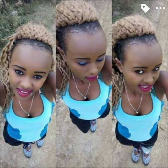Image result for claire njoki pretty thug