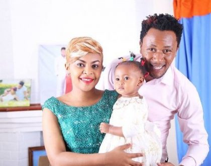 Size 8 and her family