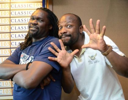 Classic 105 presenter Nick Odhiambo aka Professor Bamba calls it quits after 10 years on radio