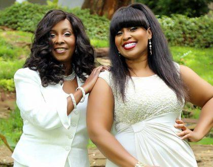 Celebrities and their moms: 30 mothers of Kenya's famous personalities… Julie Gichuru, Shaila Mwanyigha, Pendo etc (Photos)