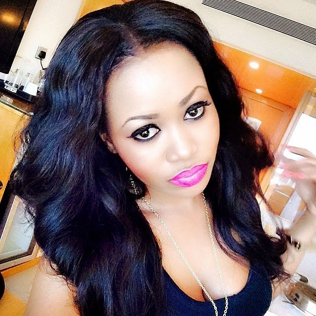 Vera Sidika's Instagram account with 640,000 followers hacked!