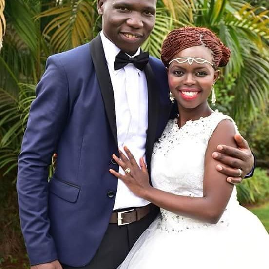 Actress Naliaka showers her husband with beautiful message on their 1st wedding Anniversary