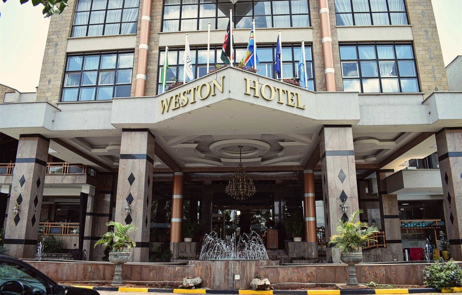 Cholera outbreak hits Weston Hotel guests