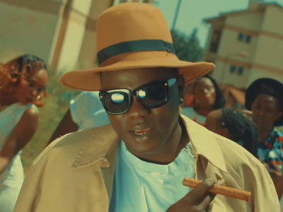 Bobby Mapesa's n*ked video vixens cause a stir on social media after releasing his new project