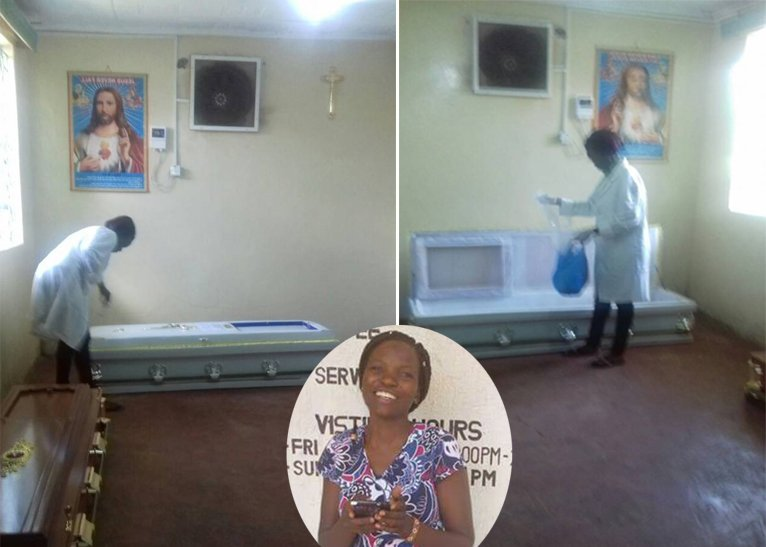 Alice Awuor (Photo Courtesy of eDaily)