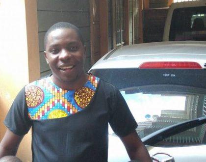 Kes 220 million winner Samuel Abisai opens state of the art studio (Photos)
