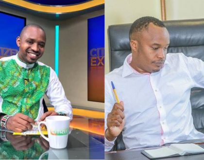 Boniface Mwangi produces evidence to prove Jaguar is sabotaging his campaign in Starehe (Photos)