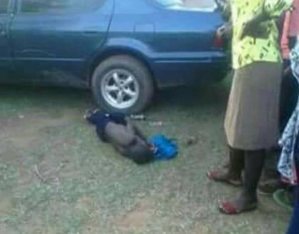 8 year old child dies in a car as mother goes to have intercourse with mpango wa kando at Mareba lodging (Photos)