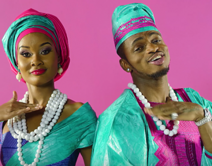 Drama; Diamond Platnumz claps back after his 'Side chick' revealed her son's official names, 'Abdul Naseeb'