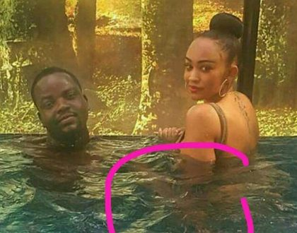 """I didn't touch Zari's bums"" Edwin Lutaaya man who almost broke Diamond's marriage apologizes"