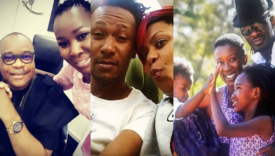 From Size 8 to Wahu, Zari to Lillian Muli…Celebrities share the sweetest tributes for Father's Day (Photos)