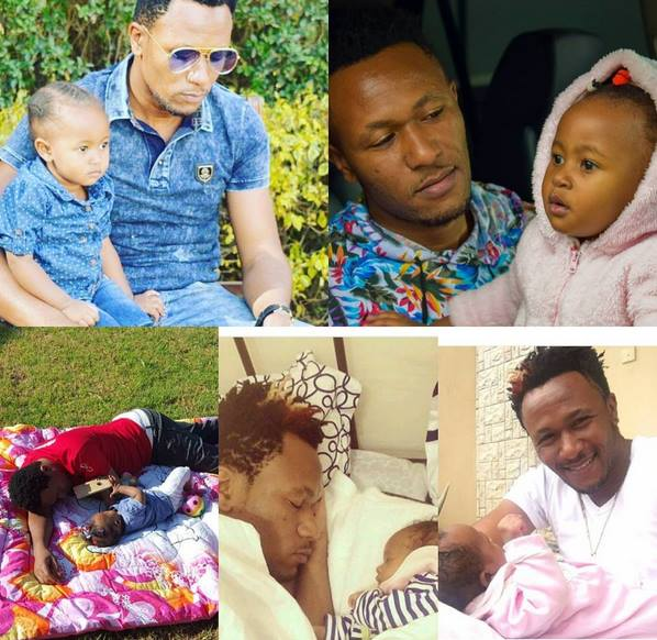 How your favorite celebrities celebrated Father's day