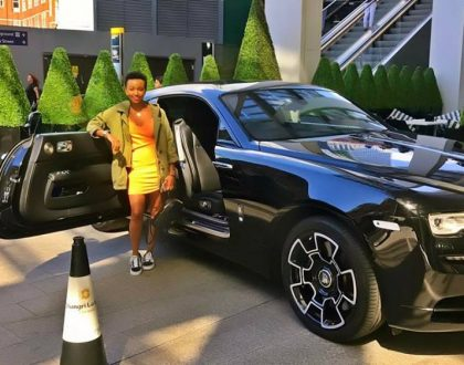 "'I will marry Wizkid but not any other Nigerian"" Huddah Monroe opens up about her hatred for West African men"