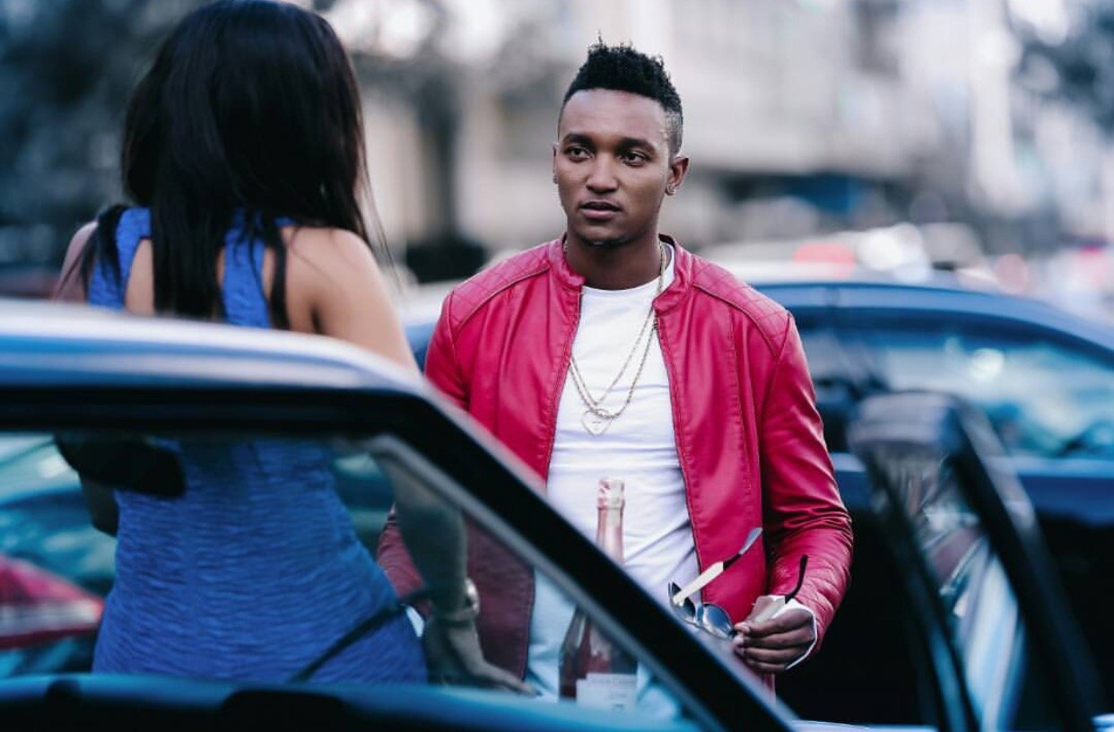 Brown Mauzo spills juicy details about his relationship with Akothee and why he was arrested
