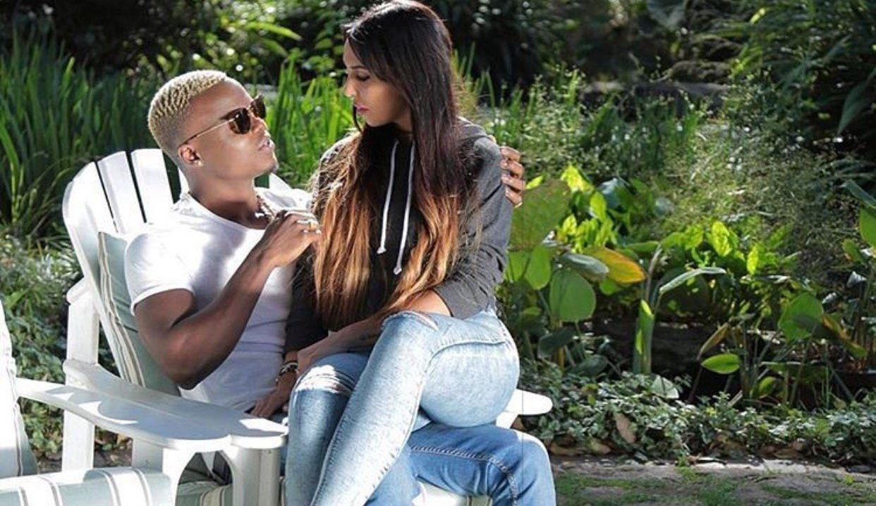 After dumping his girlfriend for a 'Mzungu' beau singer parades his jewelry worth millions online