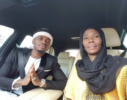 Why Diamond Platnumz mum enjoys her son's money with no single regret!