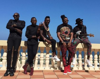 Thirst trap! Sauti Sol teams up with Angola's hottest singer in a new project that will leave you drooling