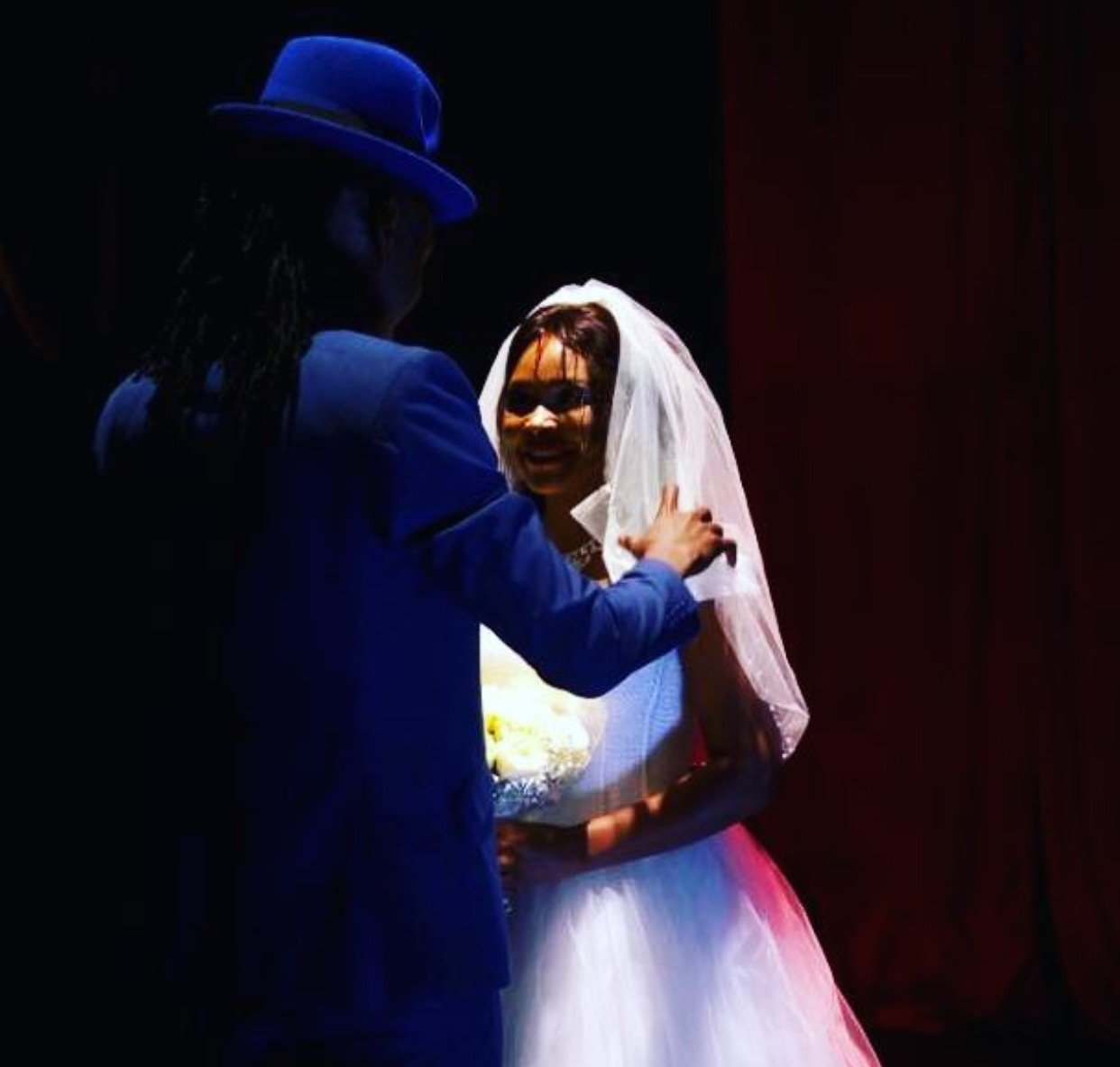 Is comedian Obinna finally off the market? Here are the wedding photos he shared