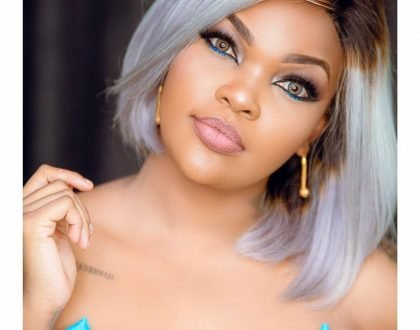 Wema Sepetu stuns in new photos leaving fans drooling over her curvy figure