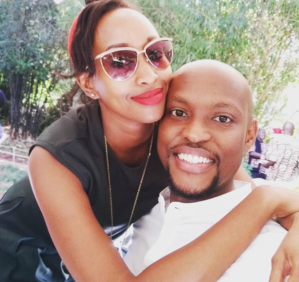 How Eddie Ndichu celebrated his wife's 34th birthday