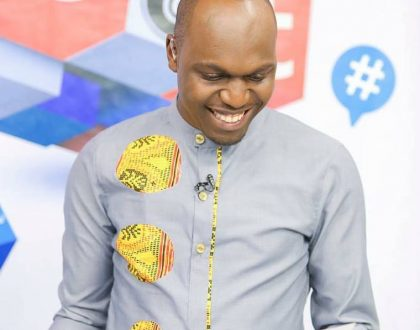 """""""I can't compete with my students anymore"""" Larry Madowo highlights reason why he quit the Trend"""