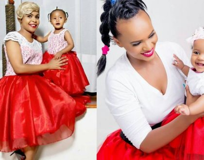 5 beautiful photos of Size 8 and Pierra Makena breastfeeding their daughters in public