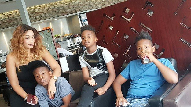 Ivan Ssemwanga's sons celebrate him on Father's Day with heartwarming messages that will leave you feeling the pain of losing a parent