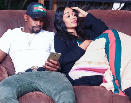 Zari seeks solace in a top Ugandan male socialite whom she spent a night with (Photos)