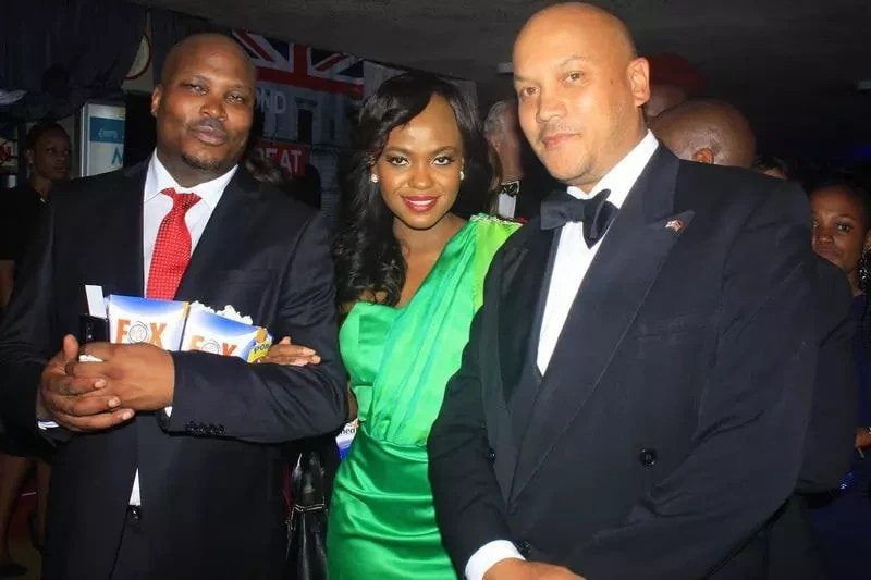 Anne Kiguta's message to Uhuru Kenyatta's nephew Jomo Gecaga confirms their romantic relationship